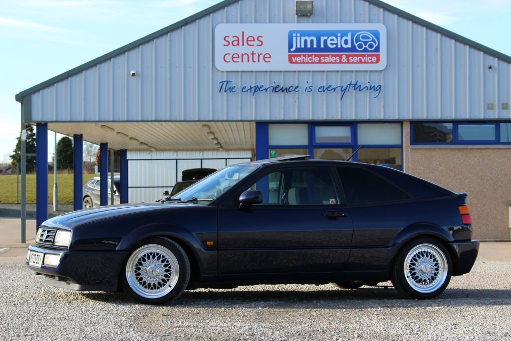used VW Corrado 2.9 VR6 [188]  3dr Manual in aberdeen-scotland