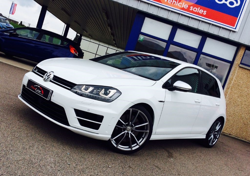 used VW Golf R 2.0T 300Bhp 4Motion 5dr Manual in aberdeen-scotland