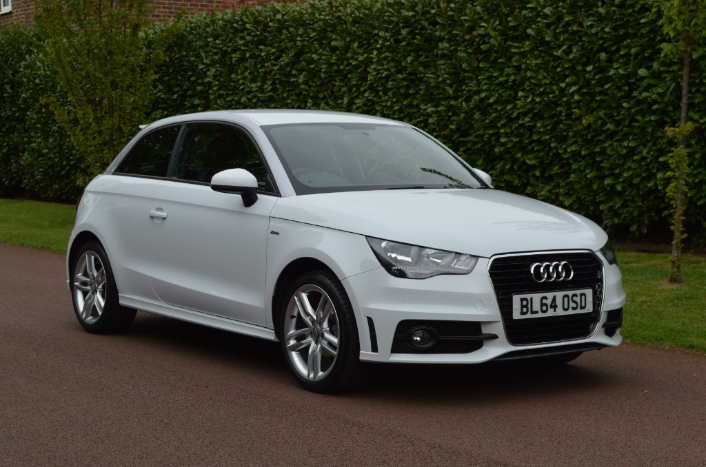 used Audi A1 TFSI S LINE in hersham-surrey