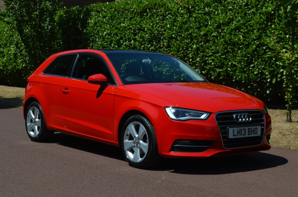 used Audi A3 TDI SPORT in hersham-surrey