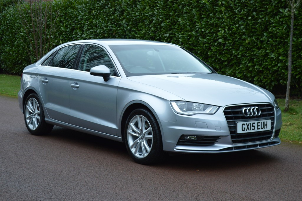 used Audi A3 TFSI SPORT in hersham-surrey