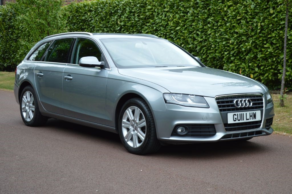 used Audi A4 Avant TDI SE in hersham-surrey