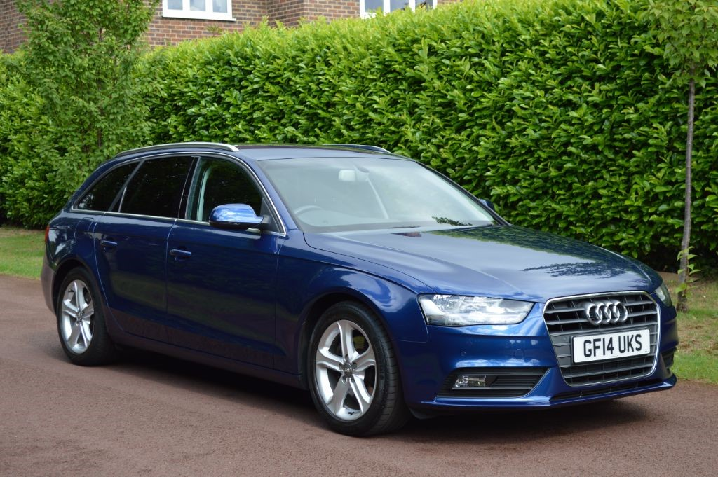 used Audi A4 TDI SE TECHNIK in hersham-surrey