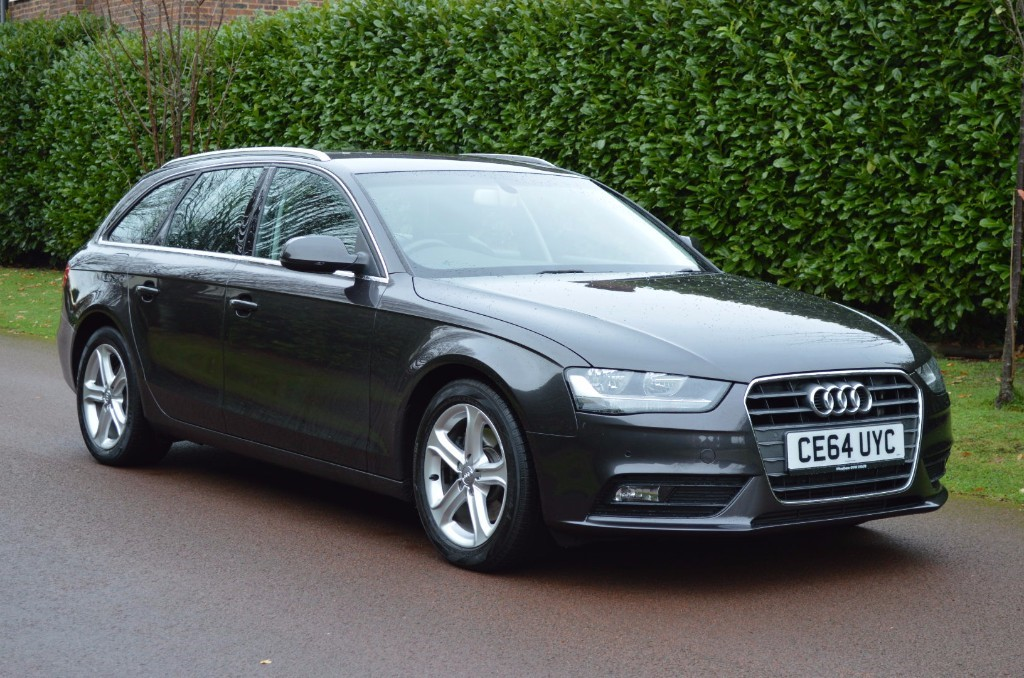 used Audi A4 Avant AVANT TDI SE TECHNIK in hersham-surrey