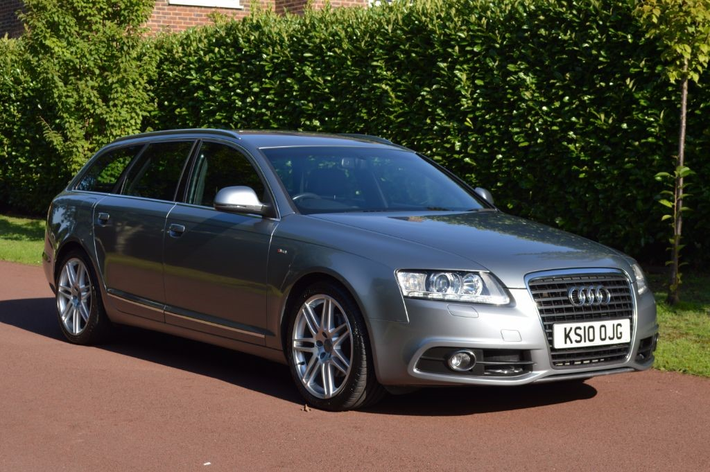 used Audi A6 AVANT TDI S LINE SPECIAL EDITION in hersham-surrey