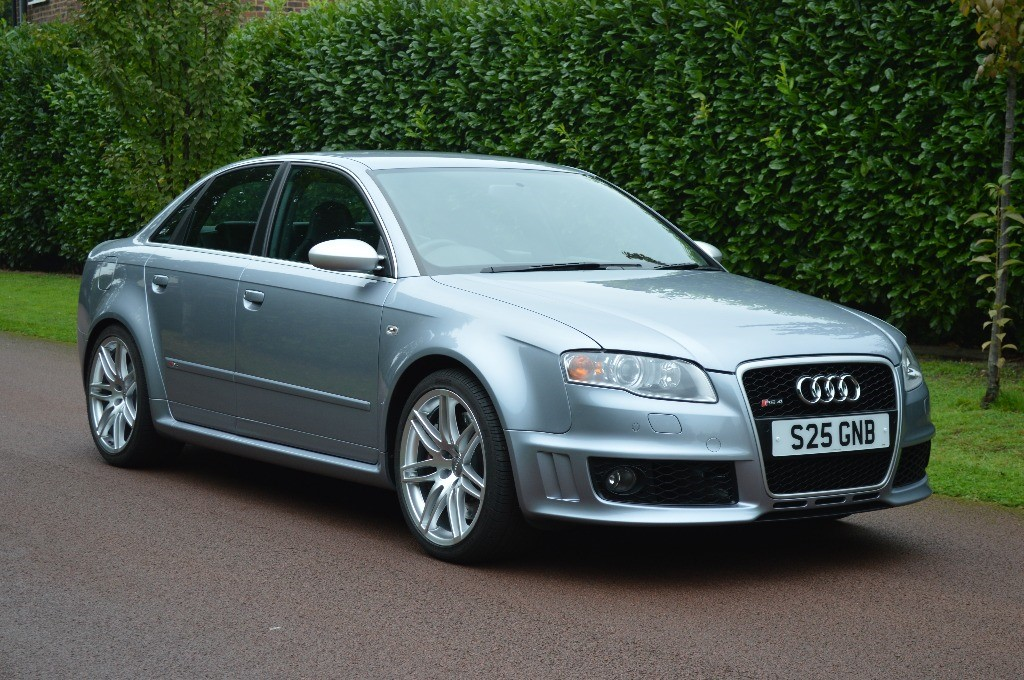 used Audi RS4  in hersham-surrey