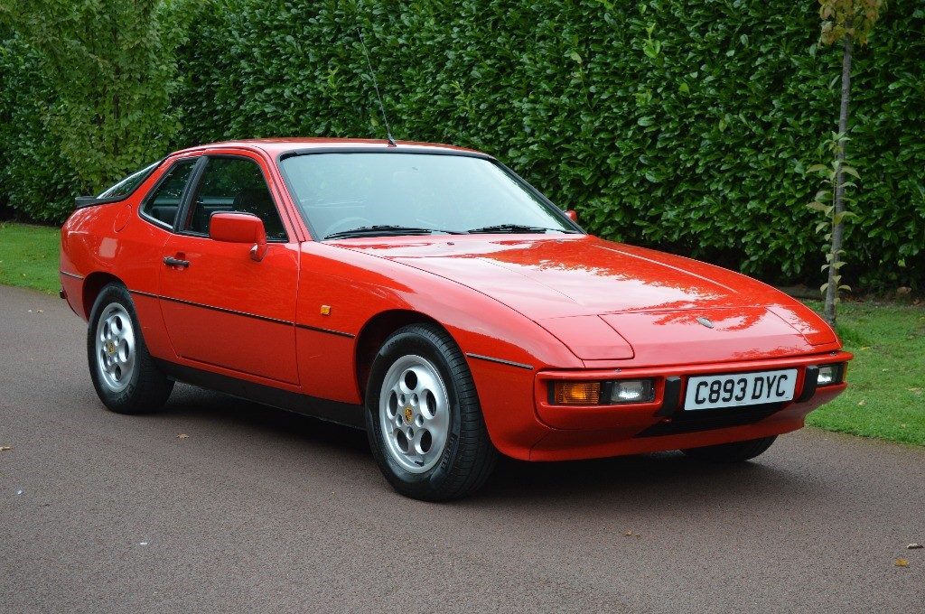 Porsche 924 S For Sale Hersham Surrey Wheelbase
