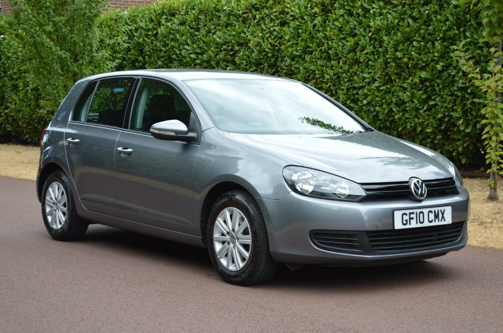 used VW Golf S TDI in hersham-surrey