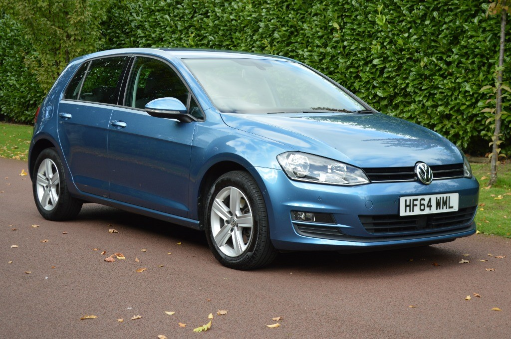used VW Golf MATCH TSI BLUEMOTION TECHNOLOGY DSG in hersham-surrey