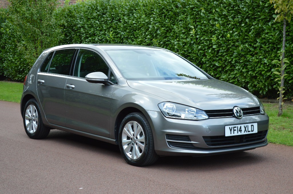 used VW Golf SE TSI BLUEMOTION TECHNOLOGY in hersham-surrey