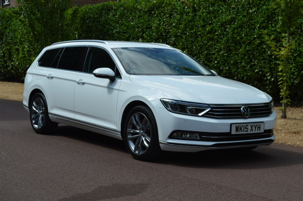 used VW Passat GT TDI BLUEMOTION TECHNOLOGY in hersham-surrey
