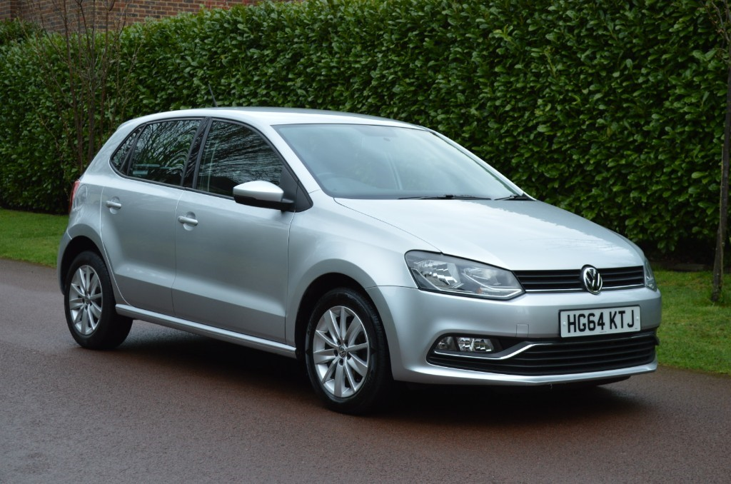 used VW Polo SE TSI BLUEMOTION TECHNOLOGY DSG in hersham-surrey