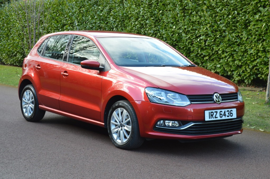 used VW Polo SE TSI DSG in hersham-surrey