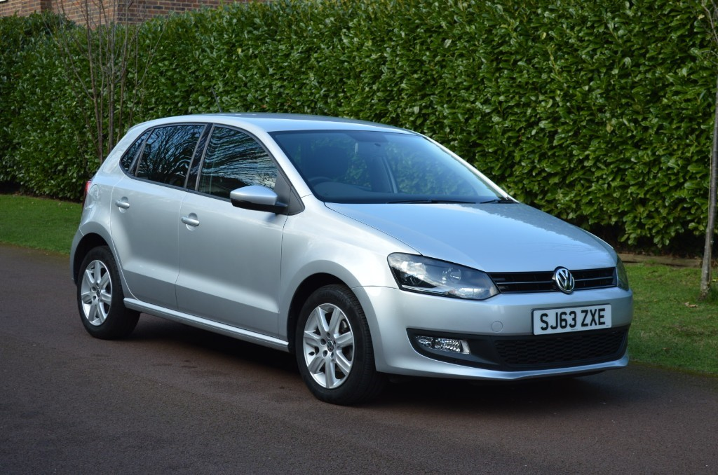 used VW Polo MATCH EDITION in hersham-surrey