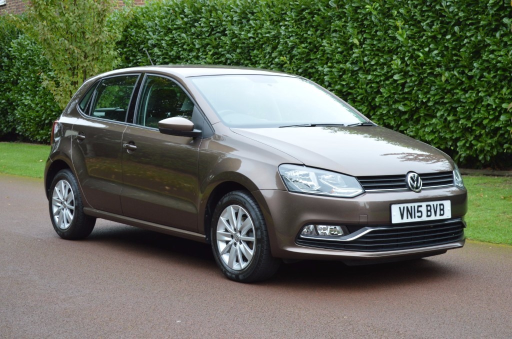 used VW Polo SE TSI in hersham-surrey