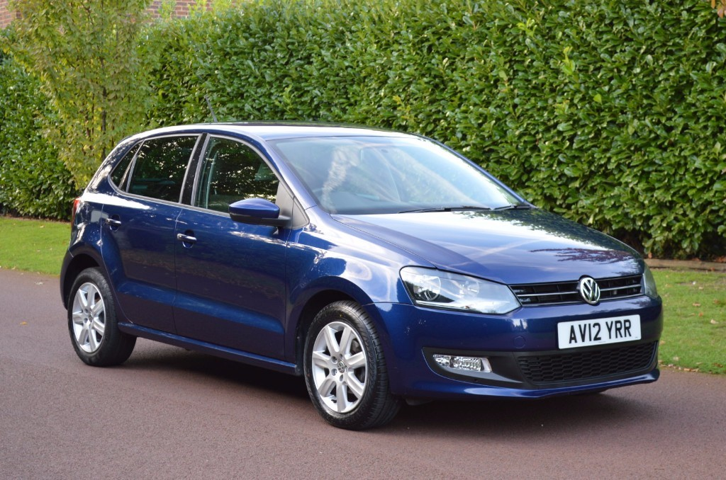 used VW Polo MATCH TDI in hersham-surrey