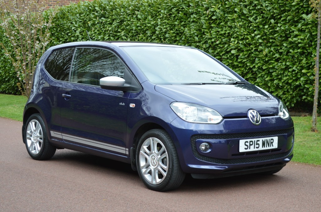 used VW Up CLUB UP in hersham-surrey