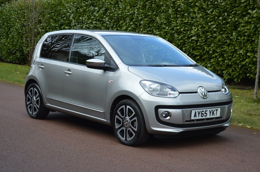 used VW Up HIGH UP in hersham-surrey