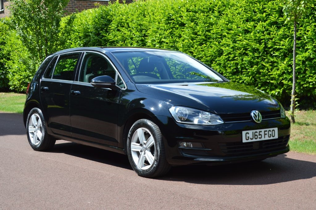 used VW Golf MATCH TSI BLUEMOTION TECHNOLOGY in hersham-surrey