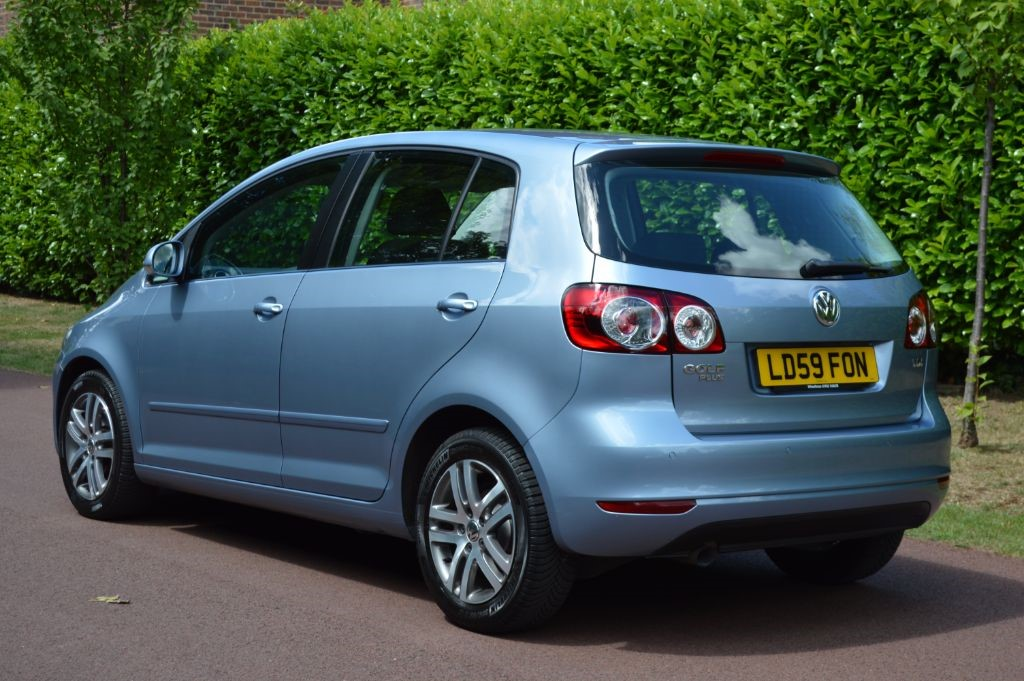 vw golf plus se tdi dsg for sale hersham surrey wheelbase. Black Bedroom Furniture Sets. Home Design Ideas
