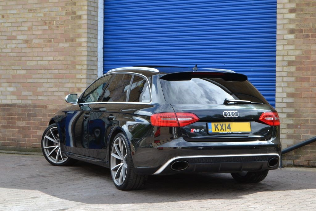 Used audi rs4 avant for sale uk 18