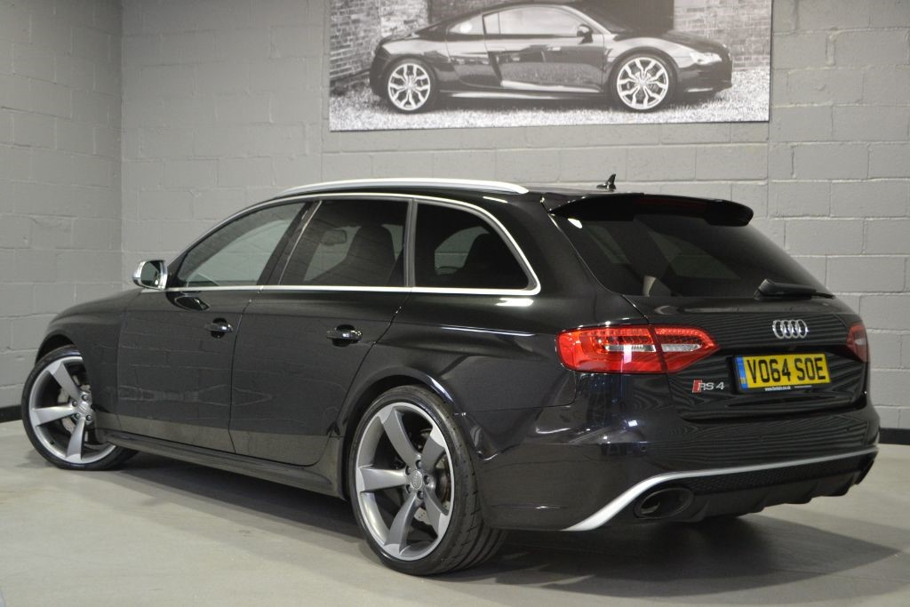Used Panther Black Audi RS Avant For Sale Buckinghamshire - Audi rs4 avant for sale