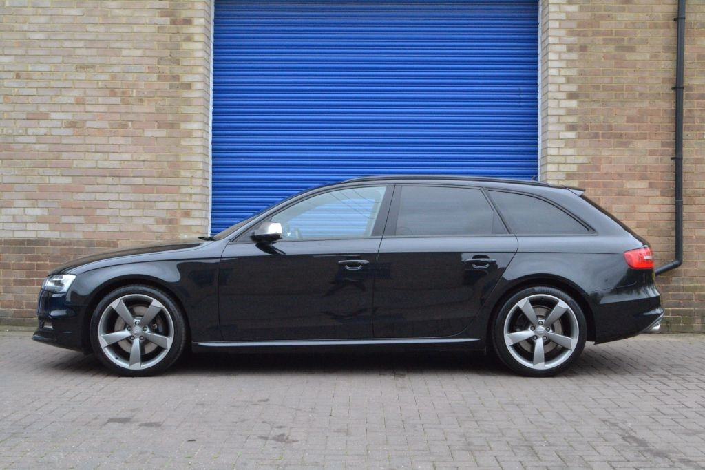 audi s4 s4 avant tfsi quattro 333ps black edition wanted for stock. Black Bedroom Furniture Sets. Home Design Ideas
