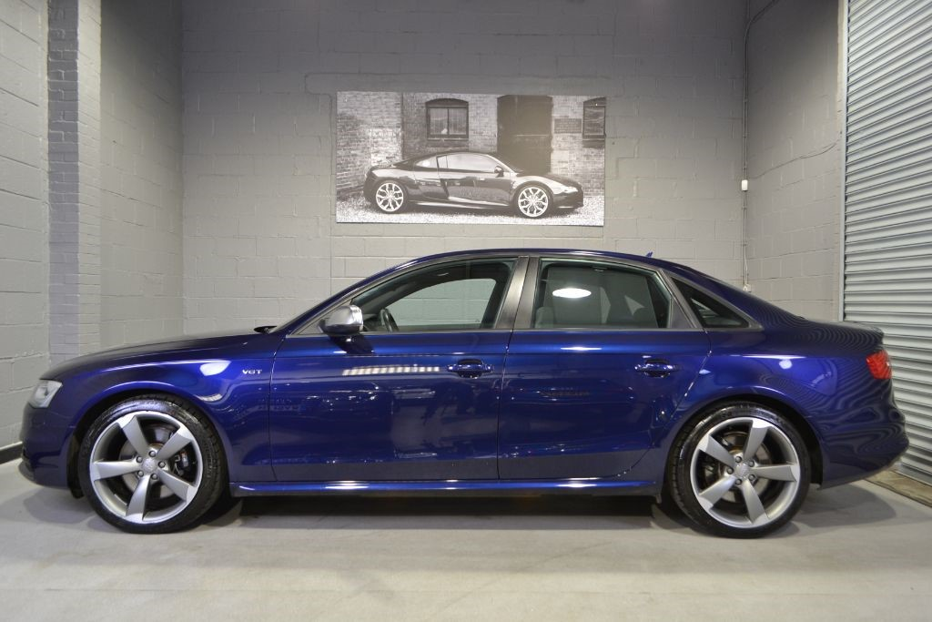Used Mystic Blue Audi S4 For Sale