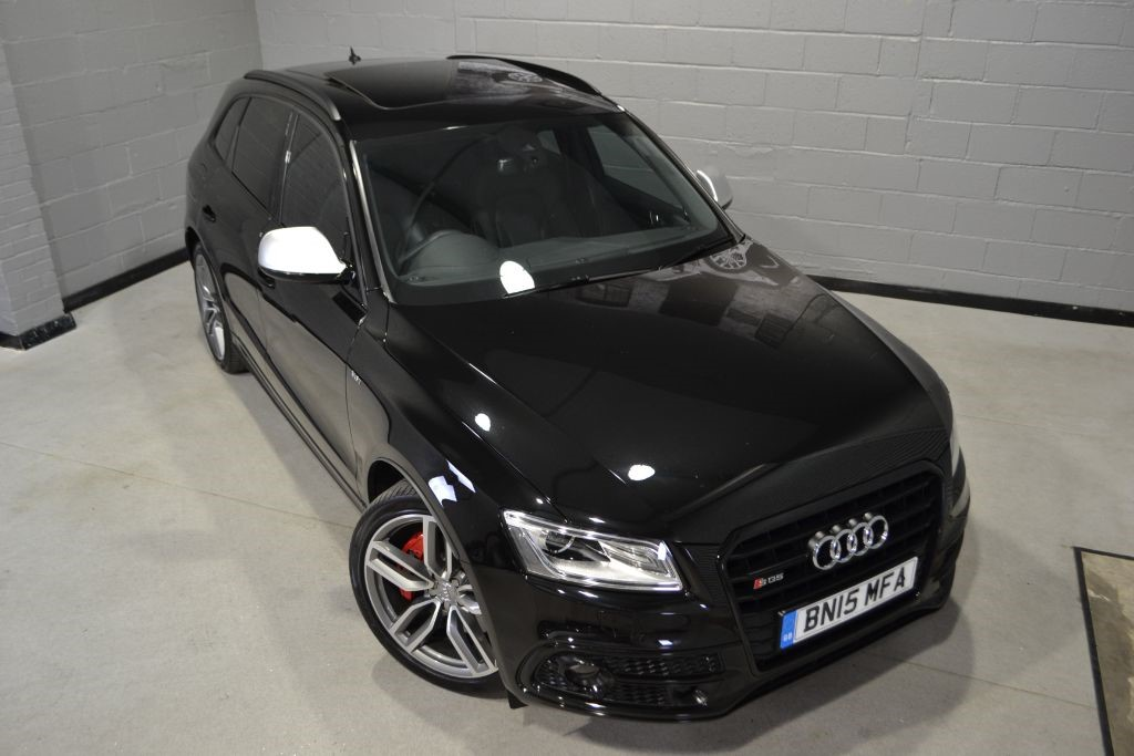 Audi Sq5 Used For Sale