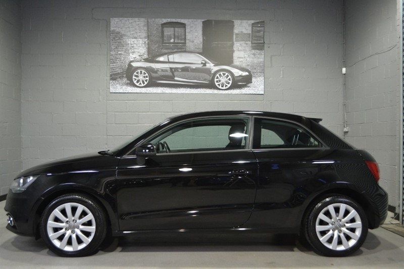 used Audi A1 TFSI Sport. Low tax, high MPG, great value in buckinghamshire