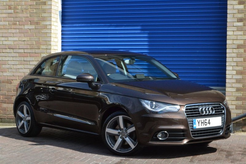 used Audi A1 TFSI 140 CoD Sport. Exclusive leather, Xenons, 17s, Heated seats in buckinghamshire