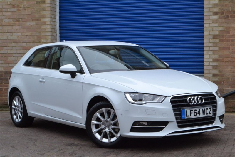 used Audi A3 TFSI SE 125PS, Full Leather, MMI Sat Nav+, Very low miles in buckinghamshire