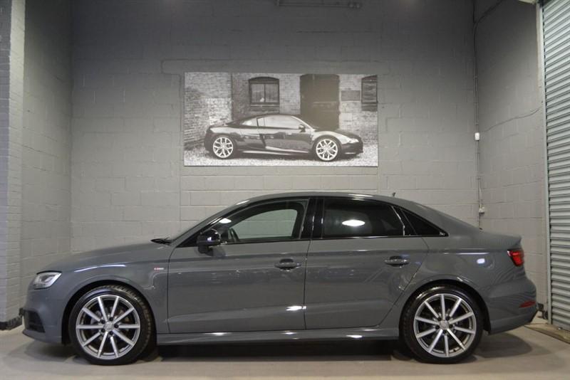 used Audi A3 TFSI 150 Black Edition. Sat nav, Carplay, Cruise in buckinghamshire
