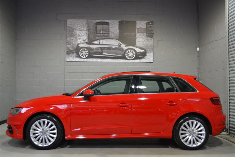 used Audi A3 Sportback 1.4 TFSI e-tron. Panoramic glass sunroof! in buckinghamshire