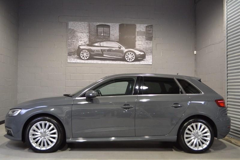 used Audi A3 Sportback 1.4 TFSI e-tron. Heated leather, Adaptive cruise in buckinghamshire