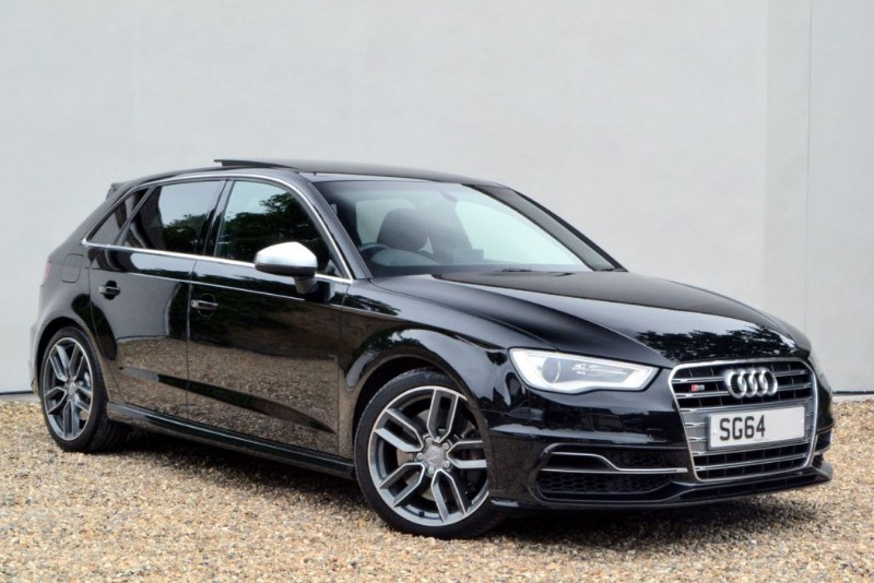 used Audi S3 Sportback quattro. High spec cars wanted for stock in buckinghamshire
