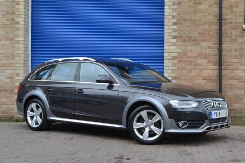 used Audi A4 allroad Allroad TDI quattro 245. Pan roof, B&O, Xenons, Nav+ in buckinghamshire