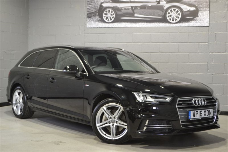 used Audi A4 Avant TDI quattro S Line. Virtual Cockpit, Nav+, Camera in buckinghamshire