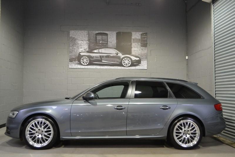 used Audi A4 Avant TDI quattro 177 S Line. Nav+, 19s, Heated seats in buckinghamshire