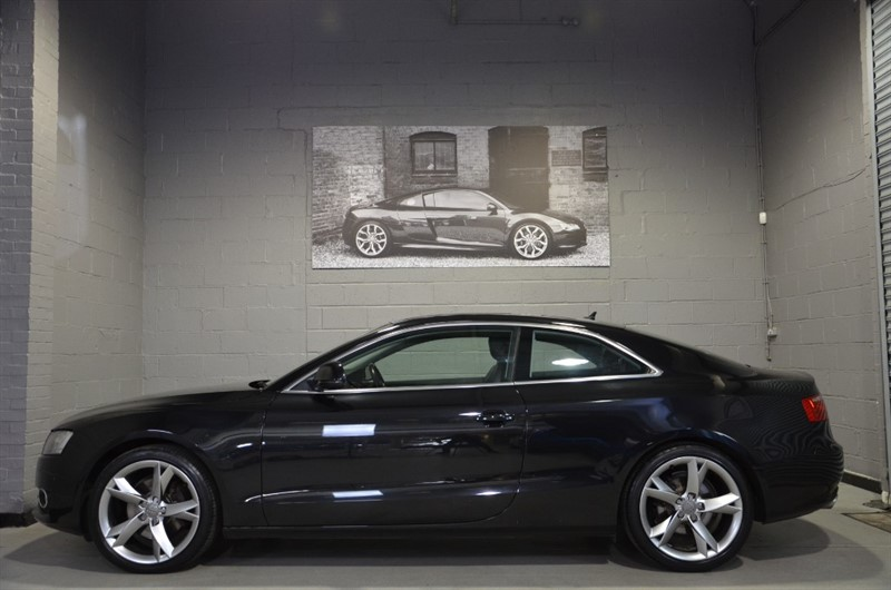 used Audi A5 TDI quattro Sport 240PS. Sat nav & 19s in buckinghamshire