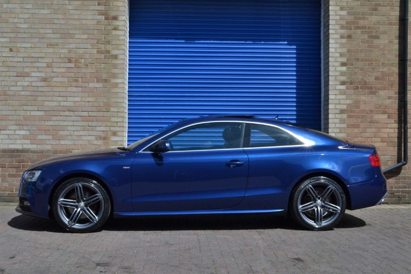 Audi a5 30 tdi tax band