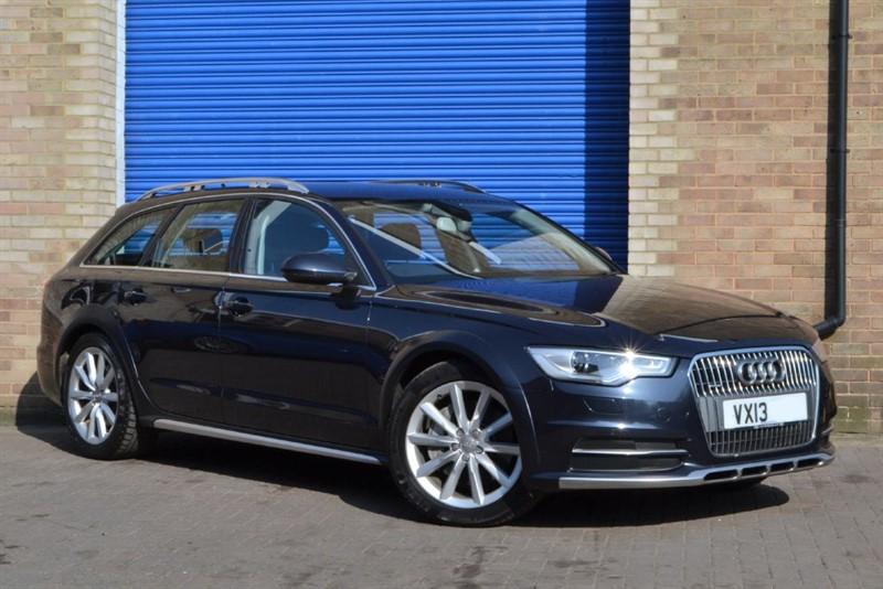 used Audi A6 allroad BiTDI 313 quattro. Bose, 19s, Xenons, Camera in buckinghamshire