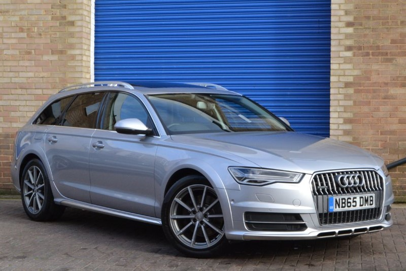 used Audi A6 allroad TDI quattro Sport 272 PS, Sunroof, Massive Spec! in buckinghamshire