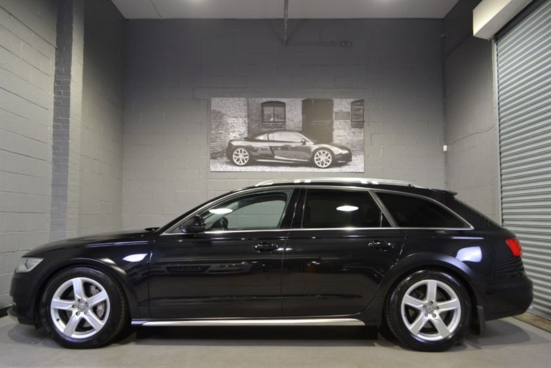 used Audi A6 allroad BiTDI 313 quattro. Nav plus, Xenons, Memory seats in buckinghamshire