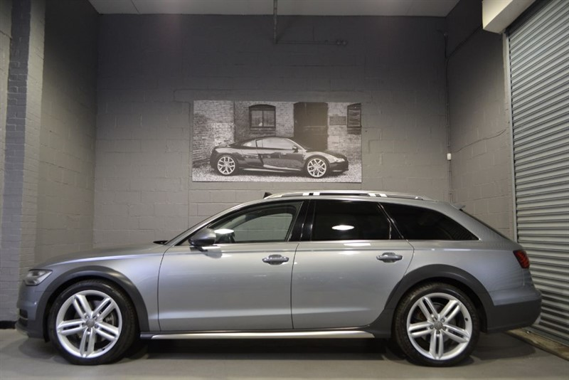 used Audi A6 allroad BiTDI quattro 320PS Facelift. Pan roof, Bose, 20s, Camera in buckinghamshire
