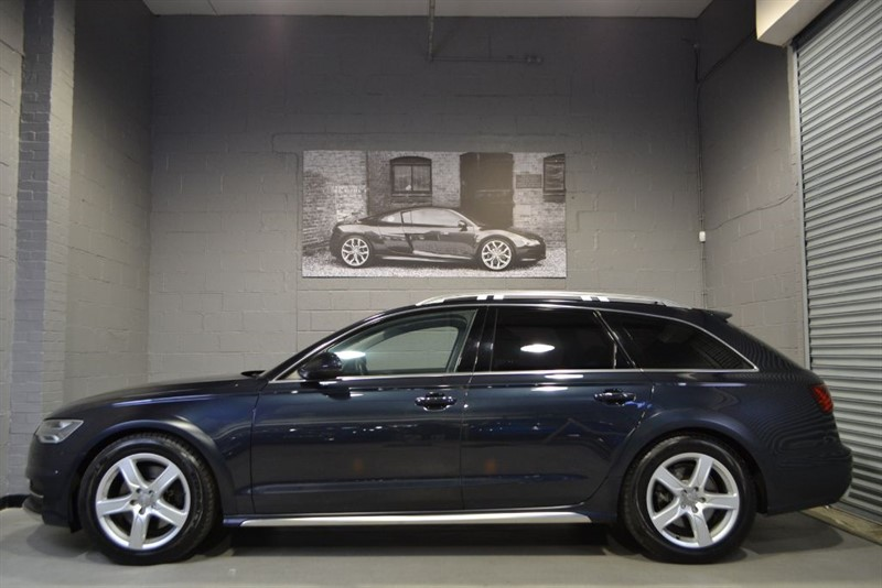 used Audi A6 allroad TDI 272 quattro. Pan roof, Bose, Comfort seats. Loaded! in buckinghamshire