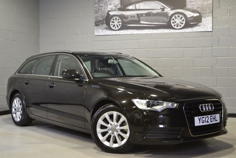 used Audi A6 Avant TDI 245 quattro SE. Nav+, Mem seats, F & R Cameras in buckinghamshire