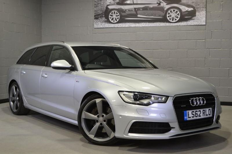 "used Audi A6 Avant TDI quattro S Line 245. Nav+ 20"" Rotors Heated seats in buckinghamshire"