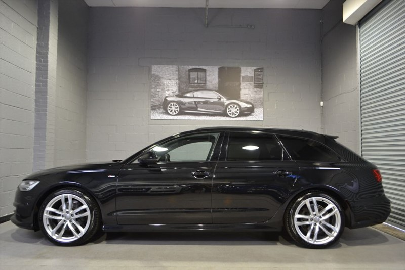 used Audi A6 Avant TDI Black Edition Ultra 190PS. Tech Pack, Parking Pack, Big Spec in buckinghamshire