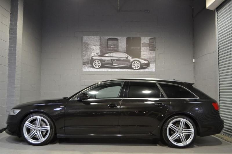 used Audi A6 Avant BiTDI 313 quattro S Line. Bose 20s Nav+ in buckinghamshire